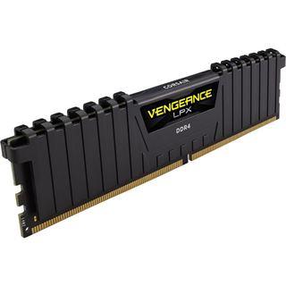 32GB Corsair Vengeance LPX B schwarz DDR4-3000 DIMM CL15 Quad Kit