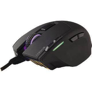 Corsair Gaming Sabre RGB USB schwarz (kabelgebunden)