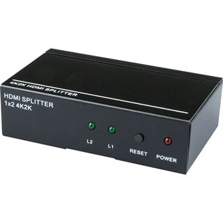 Innovation IT HDMI Splitter 1x IN - 2x OUT 4K
