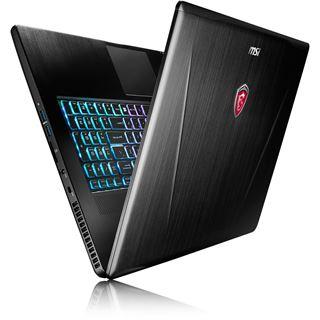 "Notebook 17.3"" (43,94cm) MSI GS72 6QE Stealth Pro - GS72-6QE16H21"