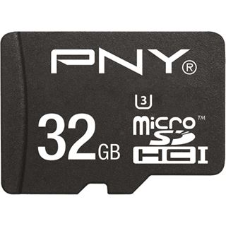 32 GB PNY Turbo Performance microSDHC Class 10 Retail