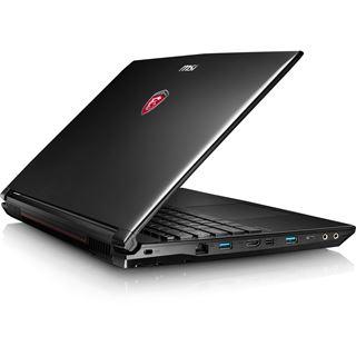 """Notebook 15.6"""" (39,62cm) MSI GL62 6QF - GL62-6QFi781FD"""