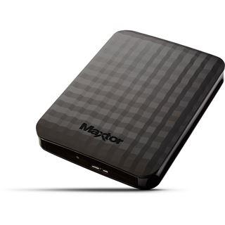 "1000GB Maxtor M3 Portable STSHX-M101TCBM 2.5"" (6.4cm) USB 3.0 schwarz"