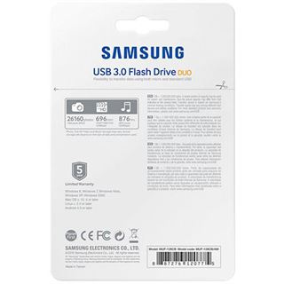 128 GB Samsung Flash Drive FIT weiss USB 3.0