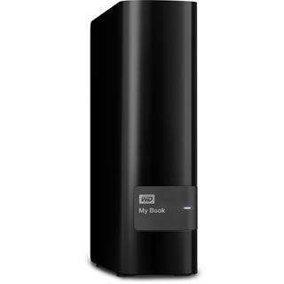 "8000GB WD My Book WDBFJK0080HBK-EESN 3.5"" (8.9cm) USB 3.0 schwarz"
