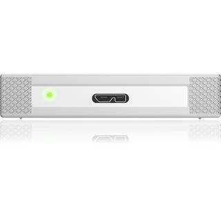 "ICY BOX IB-254U3+C 2.5"" (6,35cm) USB 3. weiss"