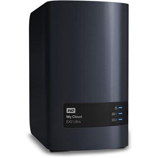 WD My Cloud EX2 Ultra ohne Festplatten