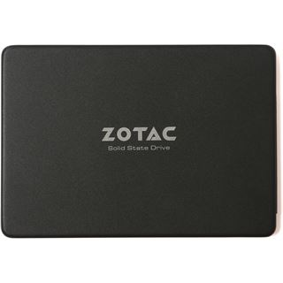 """480GB ZOTAC Premium SSD 2.5"""" (6.4cm) SATA 6Gb/ MLC (ZTSSD-A5P-480G-PE)"""