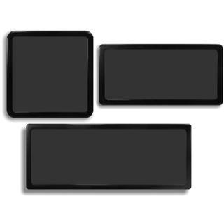 DEMCiflex Staubfilter-Set für Fractal Design Arc Midi