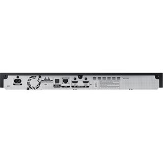 Samsung UBD-K8500 3D Curved Blu-ray Player schwarz