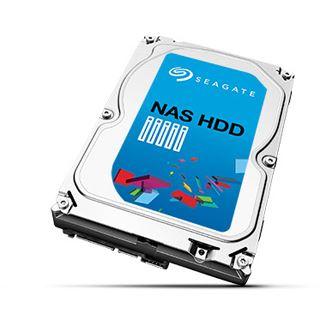 "8000GB Seagate NAS HDD +Rescue ST8000VN0012 256MB 3.5"" (8.9cm) SATA 6Gb/s"