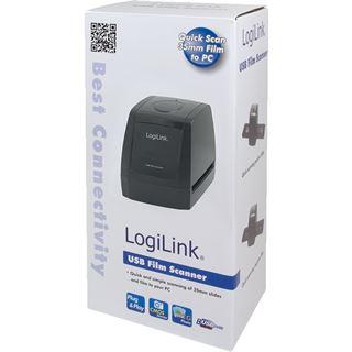 LogiLink Dia- und Negative Scanner mit SD-Slot