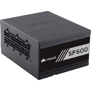 600 Watt Corsair SF Series SF600 Modular 80+ Gold