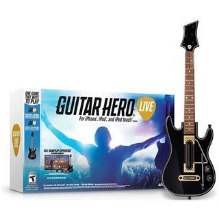 Guitar Hero Live inkl. Guitar Controller (deutsch) (iOS)