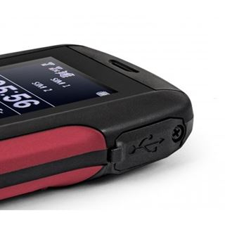 Swisstone SX567 Dual-SIM rot