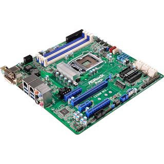 ASRock C236M WS Intel C236 So.1151 Dual Channel DDR4 mATX Retail