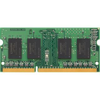 8GB Kingston ValueRAM Single Rank DDR4-2133 SO-DIMM CL15 Single