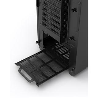 Phanteks Eclipse P400S gedämmt Midi Tower ohne Netzteil schwarz