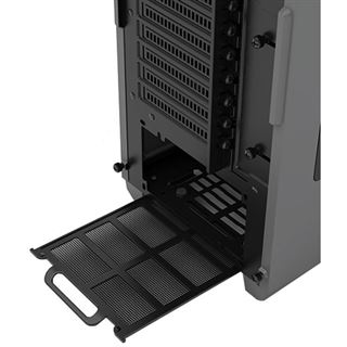 Phanteks Eclipse P400S gedämmt Midi Tower ohne Netzteil anthrazit