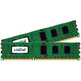 16GB Crucial CT2K102464BD160B DDR3L-1600 DIMM CL11 Dual Kit