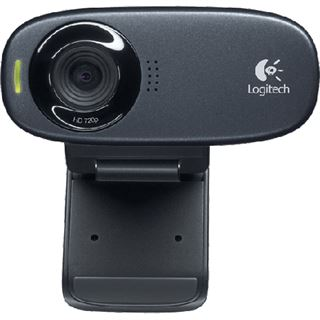 Logitech C310 HD Webcam USB