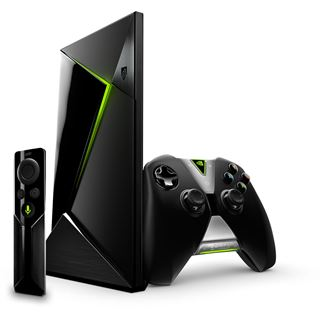 NVIDIA SHIELD 16GB Entertainment Bundle inkl. Stand & Remote