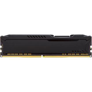 8GB HyperX FURY schwarz Single Rank DDR4-2400 DIMM CL15 Single