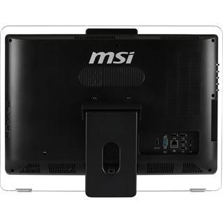 """19.5"""" (49,53cm) MSI Pro 20ET 4BW-BN31504G50S10PGMXH C3150/4GB/500GB/W10P"""