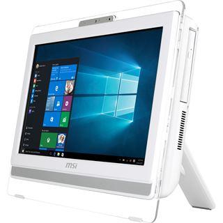 "19.5"" (49,53cm) MSI Pro 20ET 4BW-WN31504G50S10MGMXH C3150/4GB/500GB/W10H"