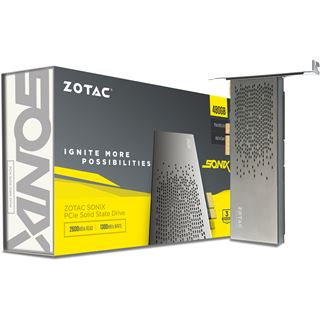 480GB ZOTAC Sonix Add-In PCIe 3.0 x4 32Gb/s MLC (ZTSSD-PG3-480G-GE)