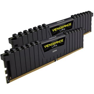 16GB Corsair Vengeance LPX DDR4-2800 DIMM CL16 Dual Kit