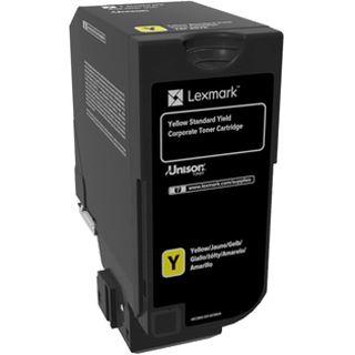 Lexmark Corporate 74C2SYE gelb