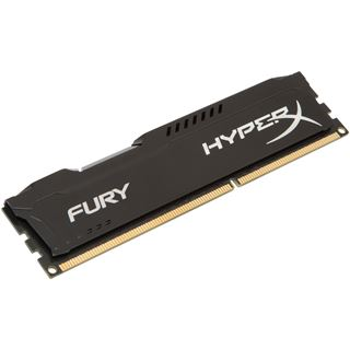 16GB HyperX FURY schwarz DDR4-2400 DIMM CL15 Single