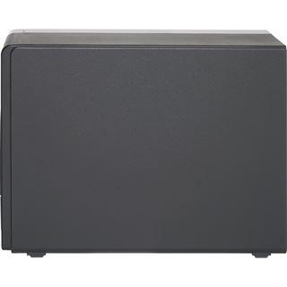 QNAP TS 251+ 4 TB (2x 2000GB) WD Red