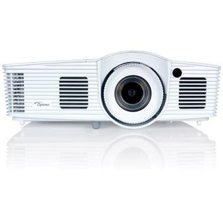 Optoma Projektor DU400 WUXGA LensSh