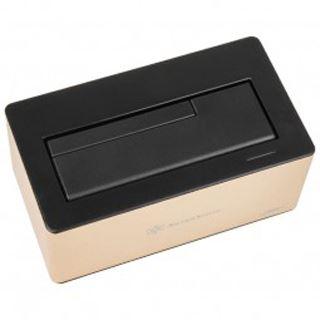 Silverstone SST-TS11G-C USB 3.1 Docking Station gold