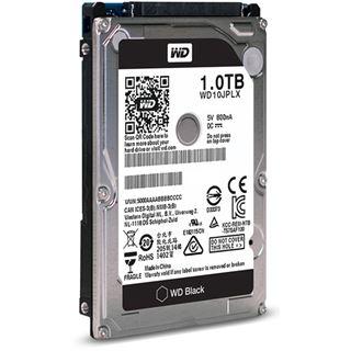 """1000GB WD Black WD10JPLX 32MB 2.5"""" (6.4cm) SATA 6Gb/s"""