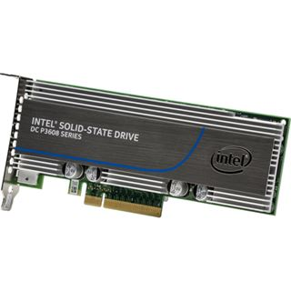 1600GB Intel DC P3608 Series Add-In PCIe 3.0 x8 HET MLC (SSDPECME016T401)