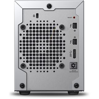 "16000GB WD My Book Pro WDBDTB0160JSL-EESN 3.5"" (8.9cm) 2x Thunderbolt 2 20Gb/s / 2x USB 3.0 schwarz/silber"