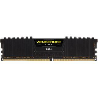 32GB Corsair Vengeance LPX schwarz DDR4-3600 DIMM CL18 Quad Kit