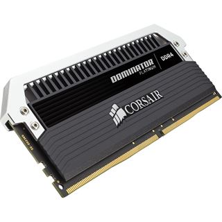 32GB Corsair Dominator Platinum DDR4-3200 DIMM CL16 Dual Kit