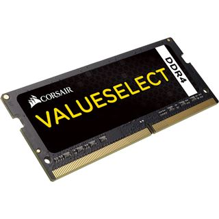 4GB Corsair Value Select DDR4-2133 SO-DIMM CL15 Single
