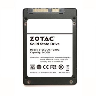 "240GB ZOTAC T500 2.5"" (6.4cm) SATA 6Gb/s TLC Toggle (ZTSSD-A5P-240G)"