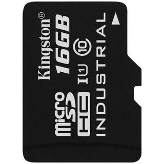16 GB Kingston UHS-I Industrial Temperature microSDHC Class 10 Retail