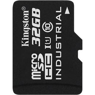 32 GB Kingston UHS-I Industrial Temperature microSDHC Class 10 Retail