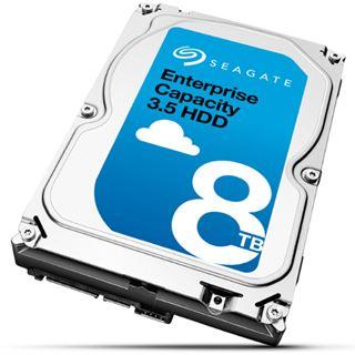 "8000GB Seagate Enterprise Capacity ST8000NM0115 256MB 3.5"" (8.9cm) SATA 6Gb/s"