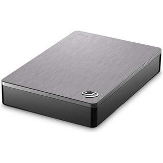 "4000GB Seagate Backup Plus Portable Drive STDR4000900 2.5"" (6.4cm) USB 3.0 silber"