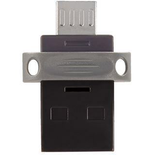 16 GB Verbatim Dual Drive schwarz USB 2.0 und microUSB