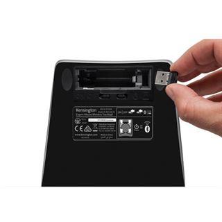 Kensington Expert Mouse Trackball USB und Bluetooth schwarz