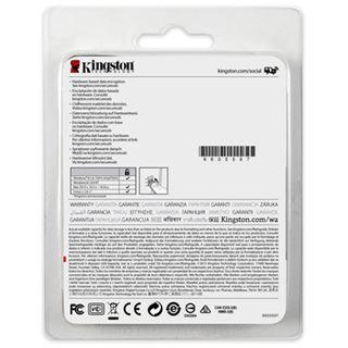 64 GB Kingston DataTraveler 4000 G2 schwarz USB 3.0